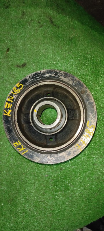 Шкив коленвала Toyota Hilux KZN185 1KZ-TE