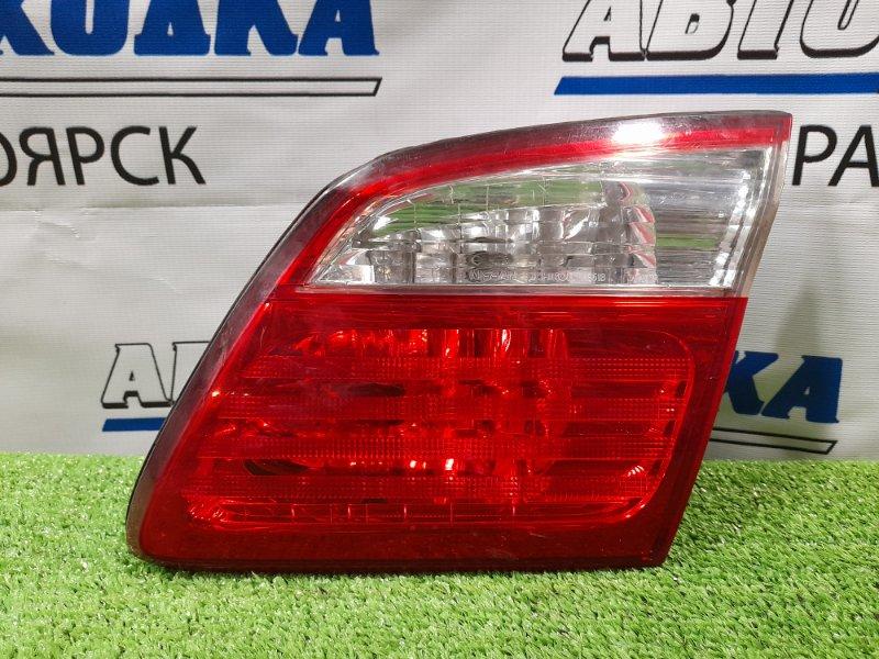 Фонарь задний Nissan Cefiro PA33 VQ25DD 1998 задний правый 4851B правый, с крышки багажника, 4851B.