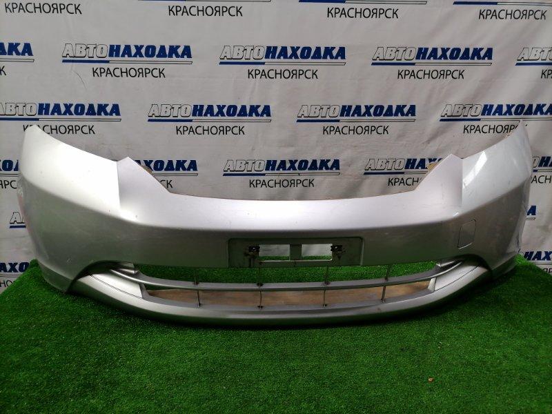 Бампер Honda Freed GB3 L15A 2008 передний передний, дорестайлинг, пошоркан, до пластика, мелкая