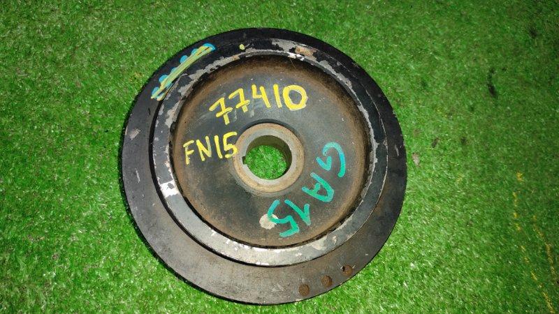 Шкив Nissan Pulsar FN15 GA15DE