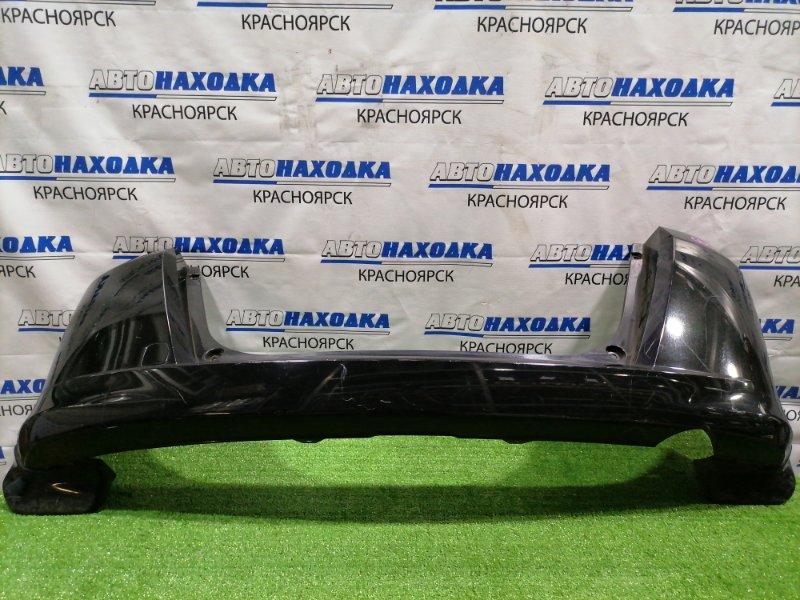 Бампер Honda Freed Spike GB3 L15A 2010 задний Задний, с брызговиками. Пошоркан до пластика.