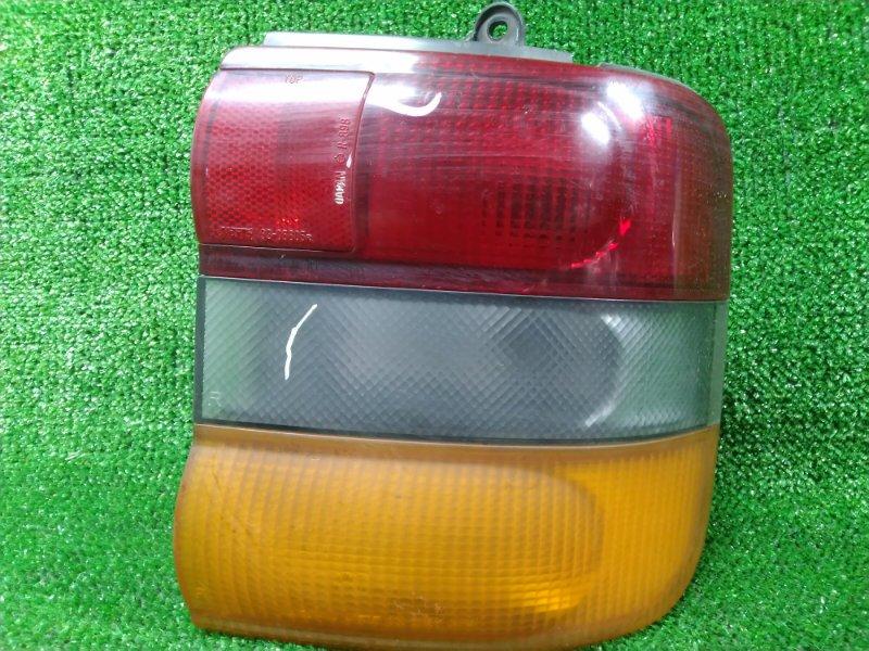 Фонарь задний Nissan Vanette Serena KVNC23 CD20ET правый 220-52458