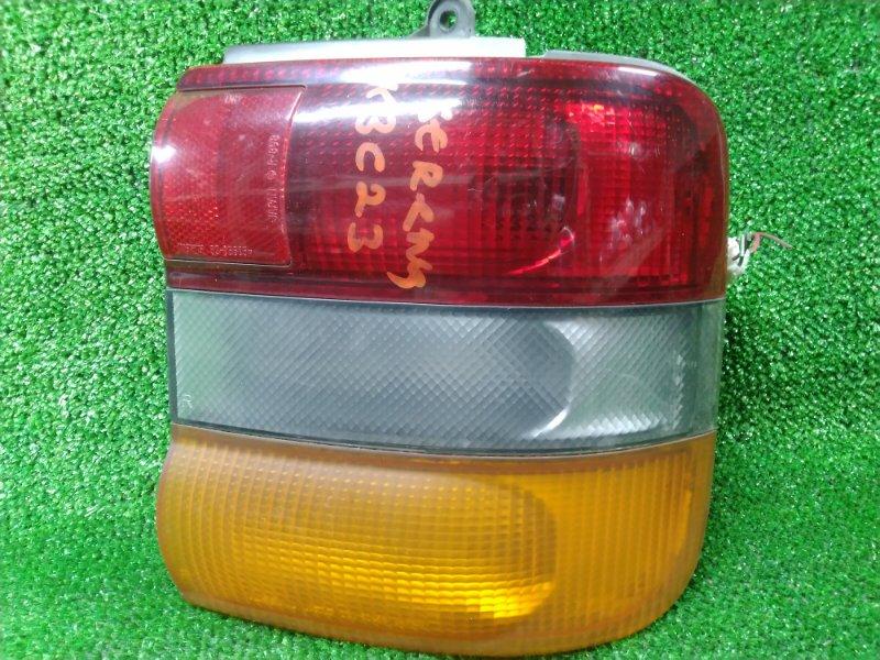 Фонарь задний Nissan Vanette Serena KVNC23 CD20ET правый 52458