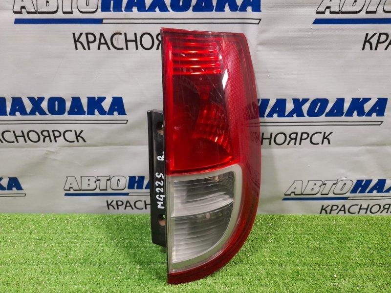 Фонарь задний Nissan Moco MG22S K6A 2006 задний правый 220-59124 правый, 220-59124
