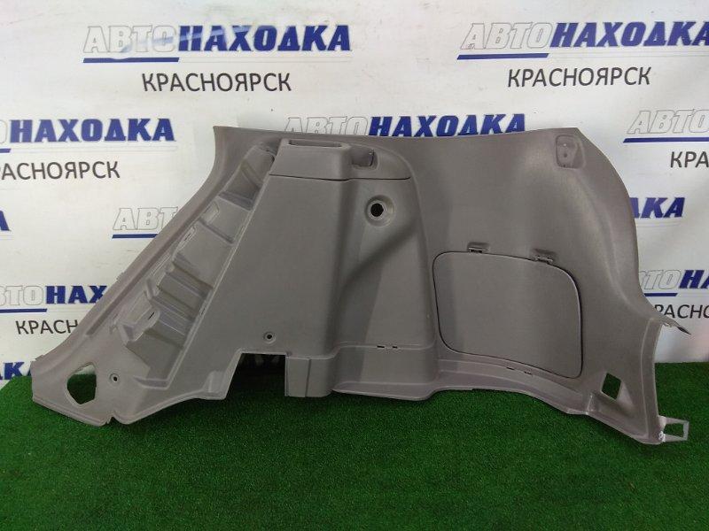 Обшивка багажника Toyota Corolla Spacio AE111N 4A-FE 1997 задняя правая правая, бежевая,