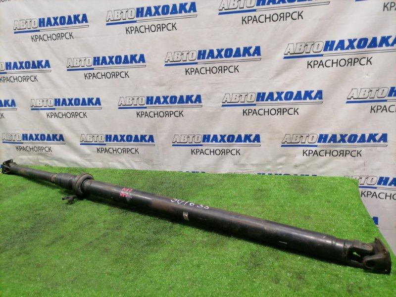 Карданный вал Honda Acty HA7 E07Z 1999 МКПП, полный привод (4WD) дефект пыльника подвесной в