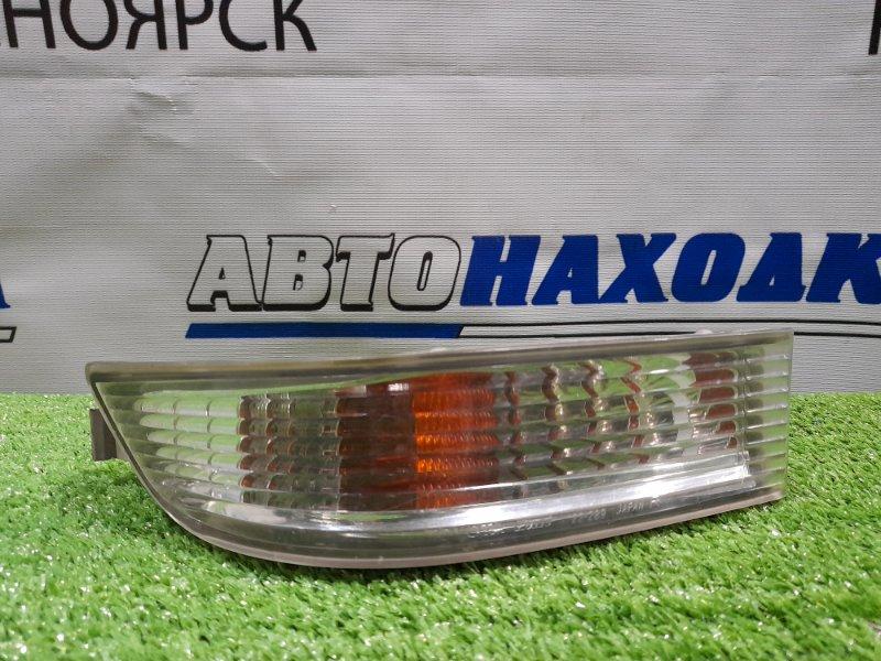 Повторитель в бампер Toyota Cresta GX100 1G-FE 1998 передний правый 22-289 правый, 2 модель, 22-289