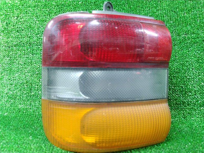 Фонарь задний Nissan Vanette Serena KVNC23 CD20ET левый 220-52458