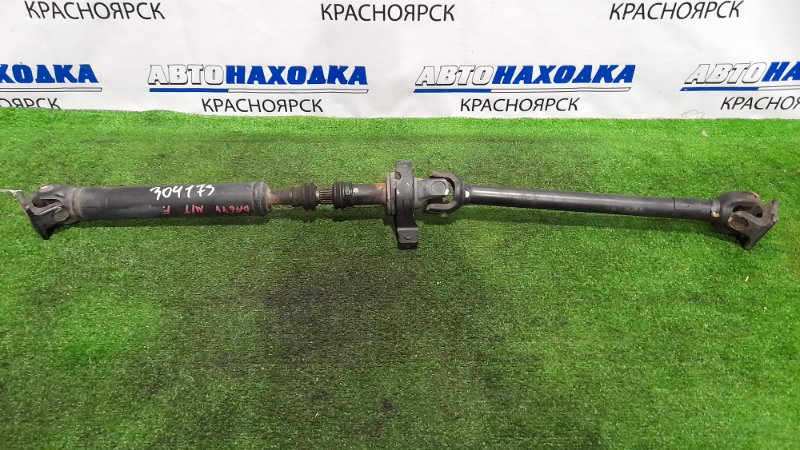 Карданный вал Suzuki Every DA64V K6A 2005 передний М/Т, пыльник порван, крестовины в ХТС.
