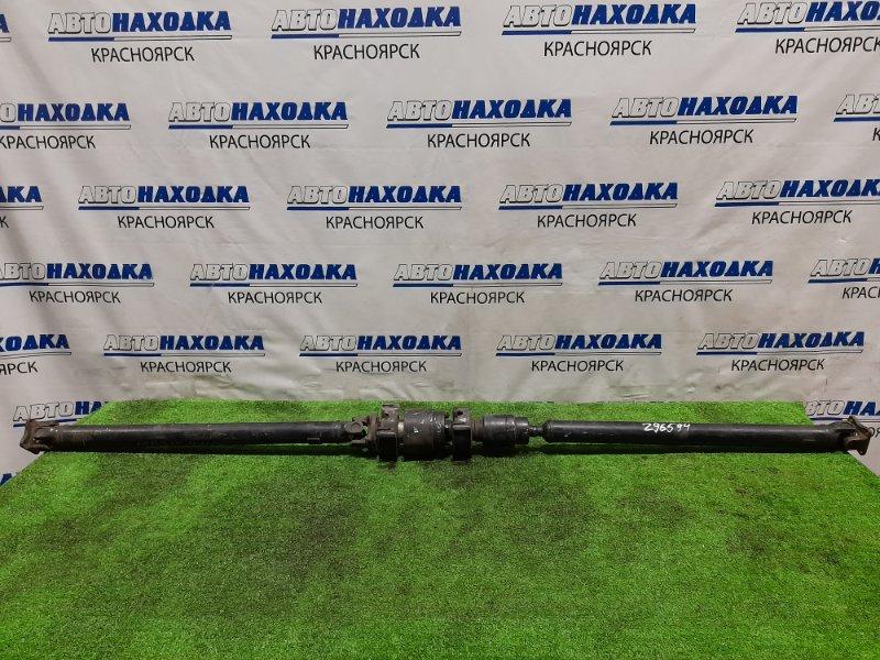 Карданный вал Suzuki Mr Wagon MF21S K6A 2001 крестовины под замену