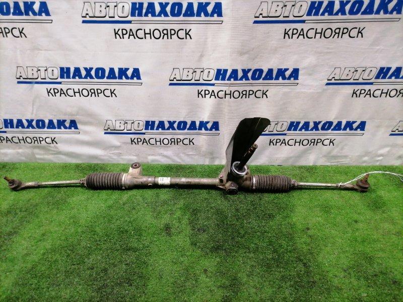 Рейка рулевая Nissan Dayz B21W 3B20 2013 в сборе с тягами и наконечниками, Сухая, в ХТС