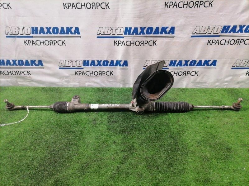 Рейка рулевая Nissan Dayz B21W 3B20 2013 в сборе с тягами и наконечниками, Сухая, в ХТС.