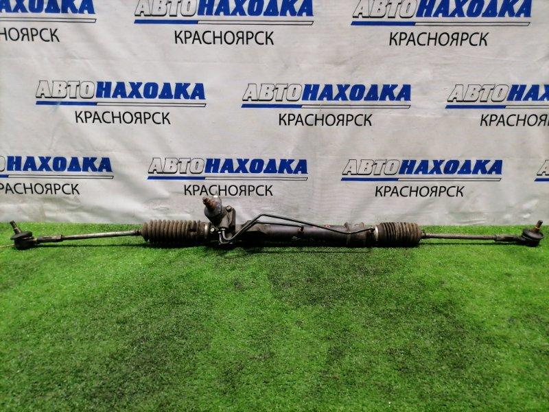 Рейка рулевая Nissan Clipper U71T 3G83 2007 в сборе с тягами и наконечниками, гидравлическая
