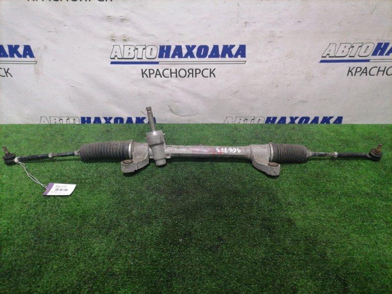Рейка рулевая Honda N-One JG1 S07A 2012 в сборе с тягами и наконечниками, сухая