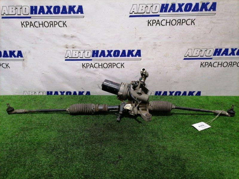 Рейка рулевая Honda Acty HA8 E07Z 2009 в сборе с тягами и наконечниками, электро