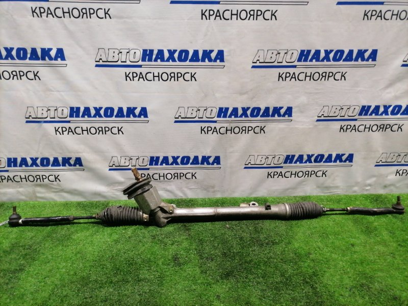 Рейка рулевая Nissan Sylphy TB17 MRA8DE 2012 в сборе с тягами и наконечниками, сухая, дефект