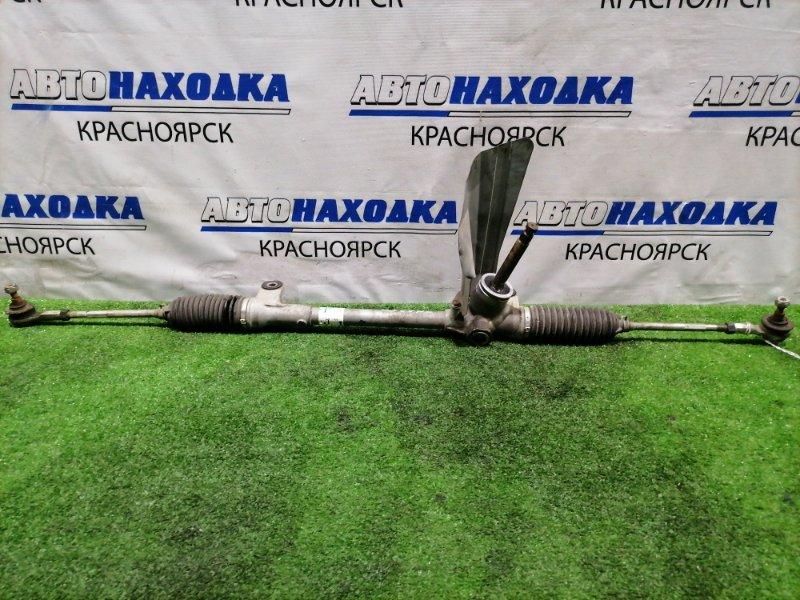 Рейка рулевая Nissan Dayz Roox B21A 3B20 2014 в сборе с тягами и наконечниками, сухая