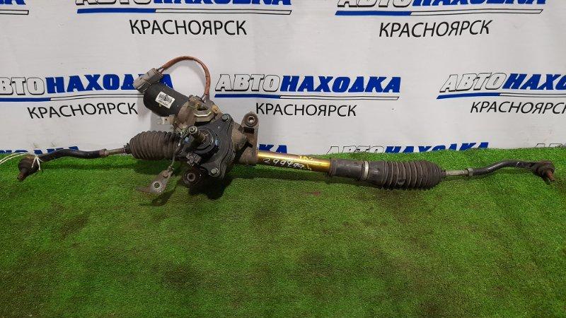 Рейка рулевая Honda Life JB7 P07A 2003 в сборе с тягами и наконечниками, Электро