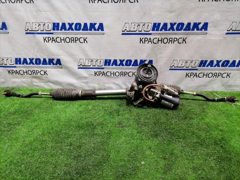 Рейка рулевая Honda Life JB5 P07A 2003 в сборе с тягами и наконечниками, электро