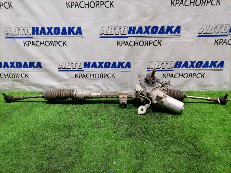 Рейка рулевая Honda Life JC1 P07A 2008 в сборе с тягами и наконечниками, электро