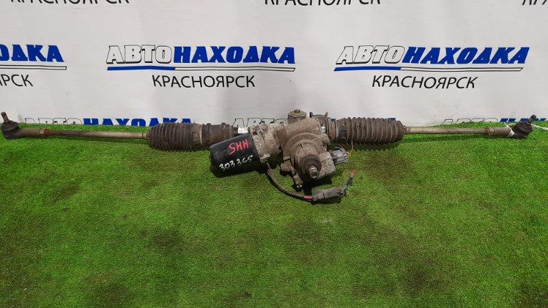 Рейка рулевая Honda Acty HH5 E07Z 1999 в сборе с тягами и наконечниками, Электро