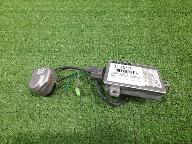 Блок розжига ксенона Suzuki Palette MK21S K6A 2008 W3T15971 W3T15971, D2R/D2S, с проводом на лампу