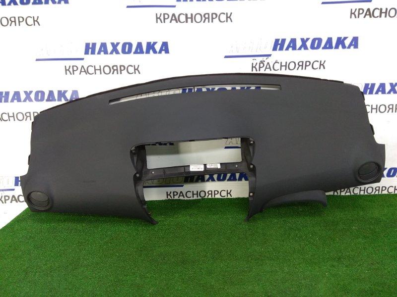 Airbag Toyota Belta KSP92 1KR-FE 2005 передний левый ХТС, пассажирский (верх панели) с подушкой, без