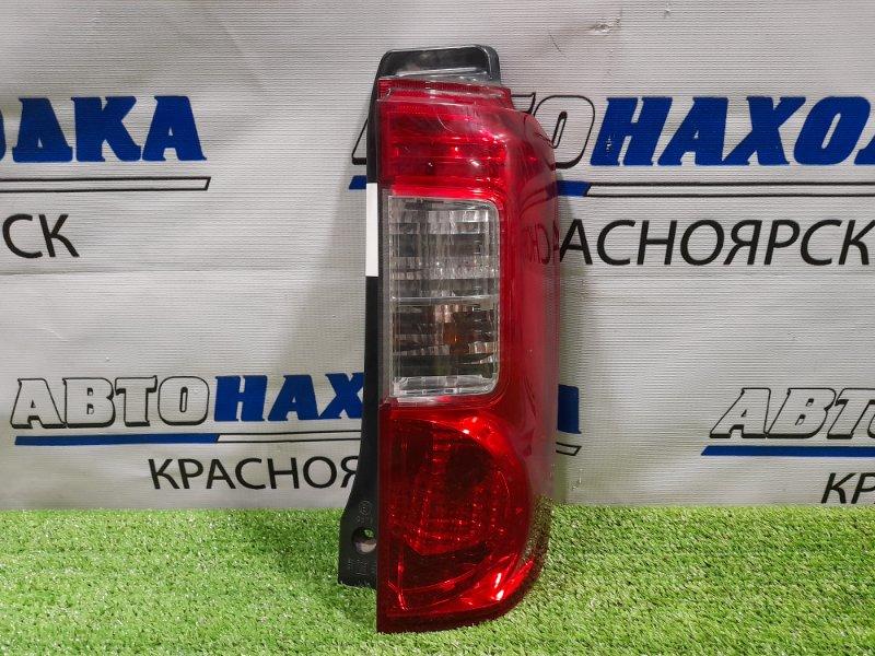 Фонарь задний Mitsubishi Ek Wagon H81W 3G83 2004 задний правый RCL-007 правый, рестайлинг, RCL-007.