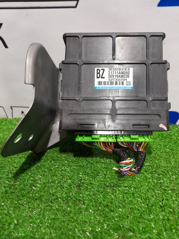 Компьютер Subaru Legacy BR9 EJ25 2009 30919AB030 Блок управления АКПП