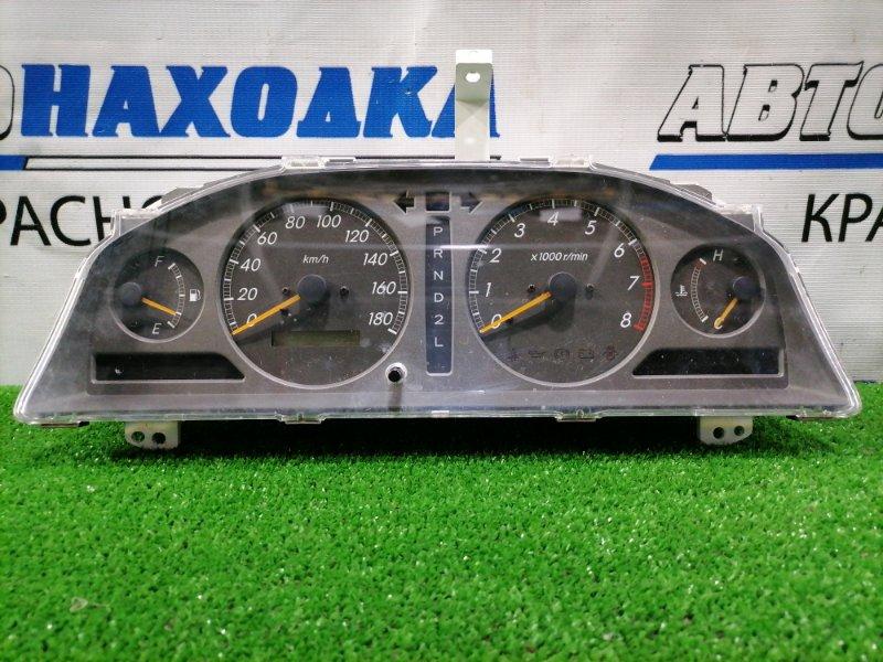 Щиток приборов Toyota Gaia ACM10G 1AZ-FSE 2001 АКПП, пробег 53. км, с тремя фишками