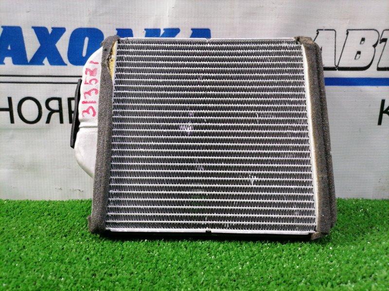 Радиатор печки Toyota Gaia ACM10G 1AZ-FSE 2001 Алюминиевый, 26 мм