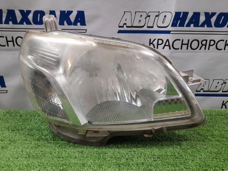 Фара Daihatsu Tanto Exe L455S KF-VE 2009 передняя правая 100-51031 правая, галоген, с коректором, 100-51031, под
