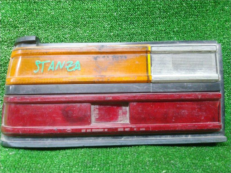 Фонарь задний Nissan Stanza PT12 CA18I левый 4327 L 1986-1990