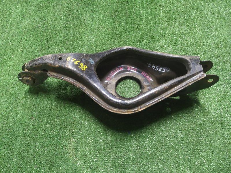 Рычаг подвески Honda Elysion RR1 K24A задний правый нижний ПОД ПРУЖИНУ