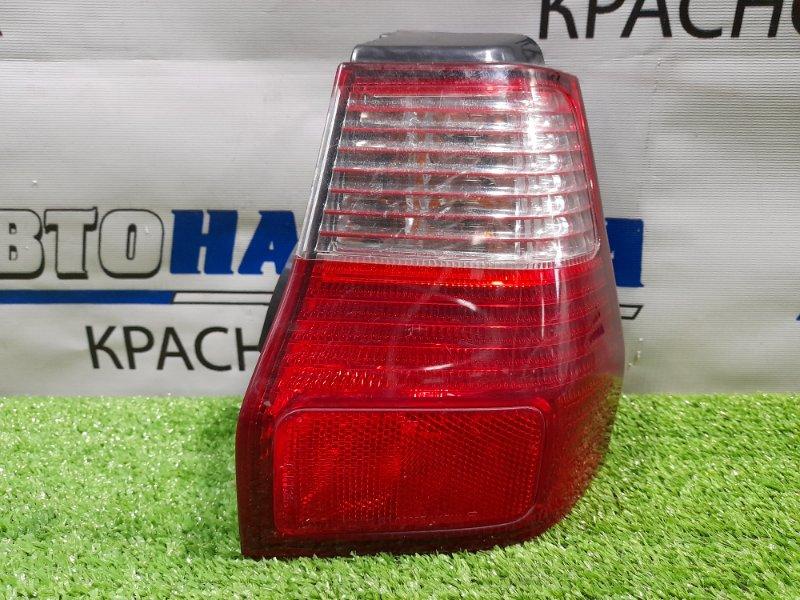 Фонарь задний Mitsubishi Legnum EA1W 4G93 1998 задний правый 220-87362 правый, рестайлинг, 220-87362,