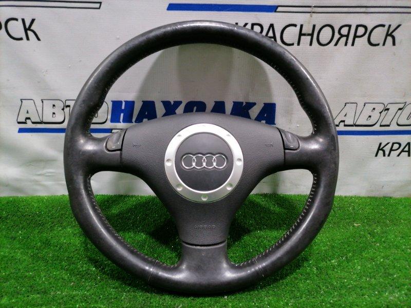 Airbag Audi Tt 8N3 AUQ 1998 водительский, с рулем (кожа), с кнопками без патрона, есть