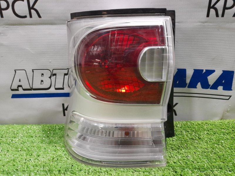 Фонарь задний Daihatsu Tanto L375S KF-VE 2007 передний левый 20507 левый, комплектация CUSTOM, 20507