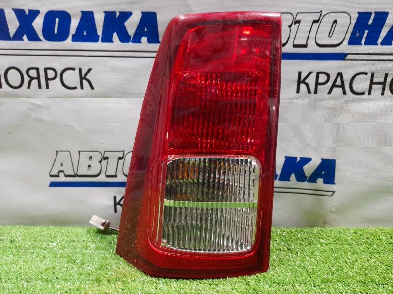 Фонарь задний Mitsubishi Toppo Bj H42A 3G83 2001 задний левый 1146-348 левый, рестайлинг, 1146-348.