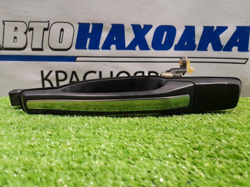 Ручка внешняя Mitsubishi Diamante F34A 6A13 1997 задняя левая Задняя левая