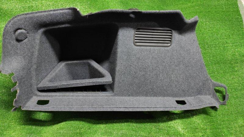 Обшивка багажника Audi A4 8E5 левая СЕДАН