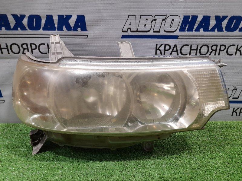 Фара Daihatsu Tanto L350S EF-VE 2003 передняя правая 100-51815 Правая, ксенон, без блока и лампы,