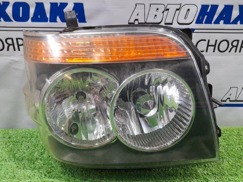 Фара Daihatsu Atrai S321G KF-DET 2007 передняя правая 100-51787 правая, ксенон в сборе, с корректором,
