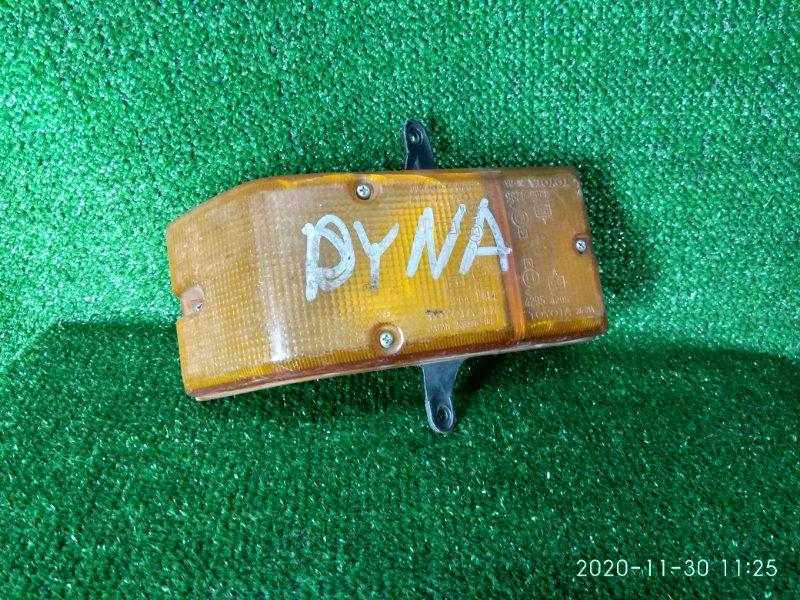 Повторитель в бампер Toyota Dyna LY61 3L передний правый 36-21