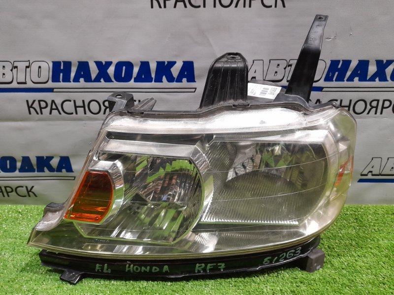 Фара Honda Stepwgn RF3 K24A 2003 передняя левая P3589, P3590, P4063 левая, под ксенон без блока и лампы, с