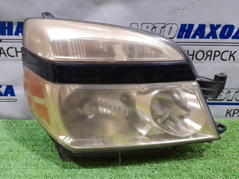 Фара Toyota Voxy AZR60G 1AZ-FSE 2004 передняя правая 28-183 правая, ксенон в сборе, с корректором,