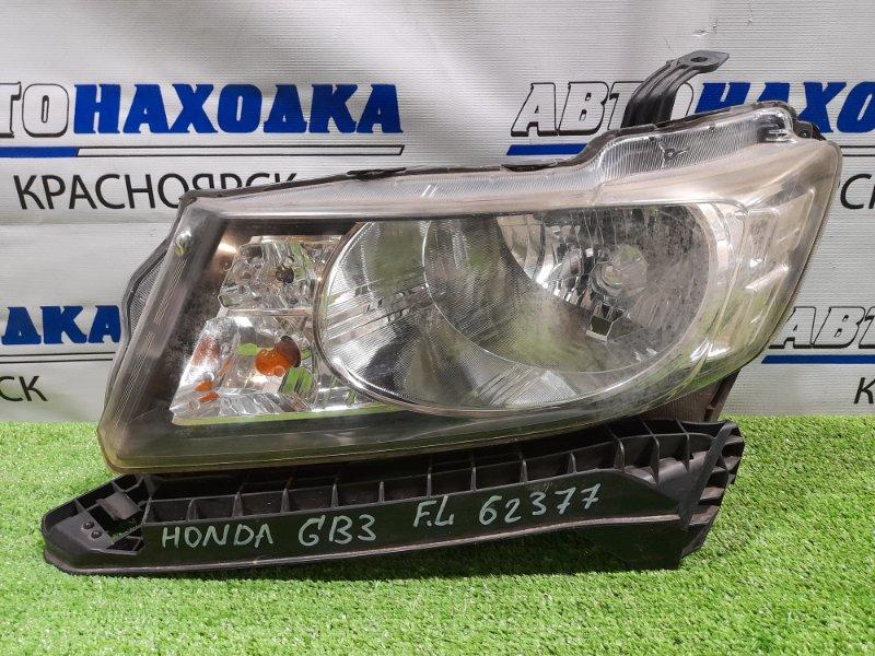 Фара Honda Freed Spike GB3 L15A 2010 передняя левая 100-22068 левая, ксенон в сборе, с корректором, с