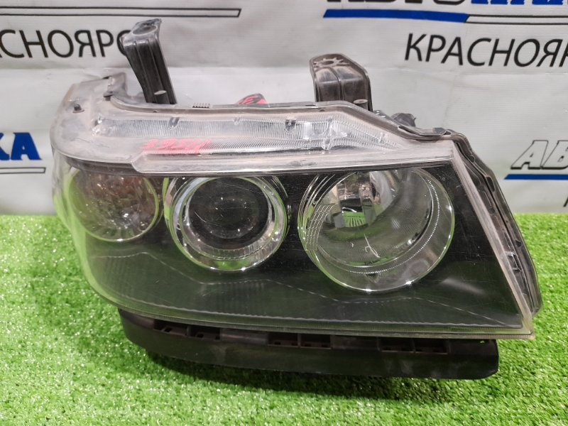 Фара Honda Zest JE1 P07A 2006 передняя правая 100-22911 ХТС, правая, под ксенон без блока и лампы, с