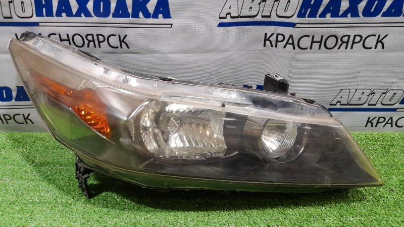 Фара Honda Stream RN6 R18A 2006 передняя правая 100-22652 правая, под ксенон без блока и лампы, с