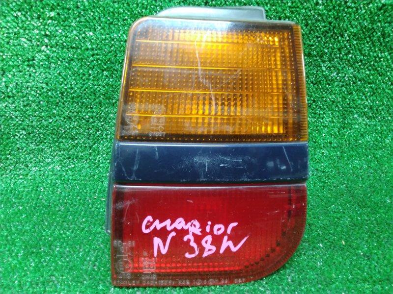 Фонарь задний Mitsubishi Chariot N33W 4G63 правый 1536 1992-1997