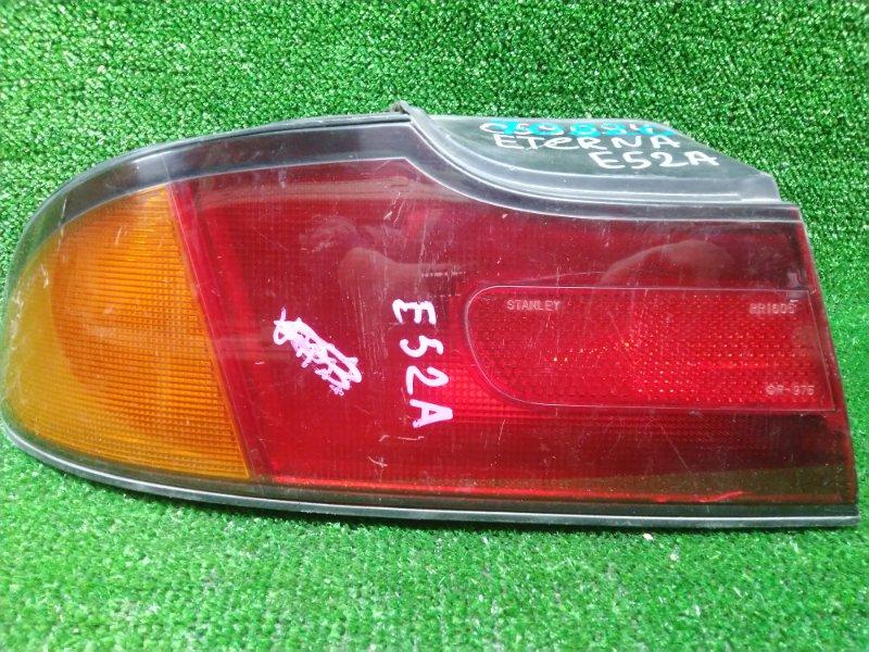 Фонарь задний Mitsubishi Eterna E52A 4G63 левый 1605 1992-1996
